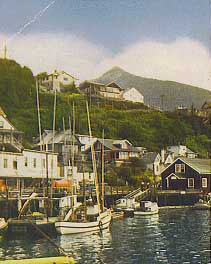 Ketchikan in the 50s